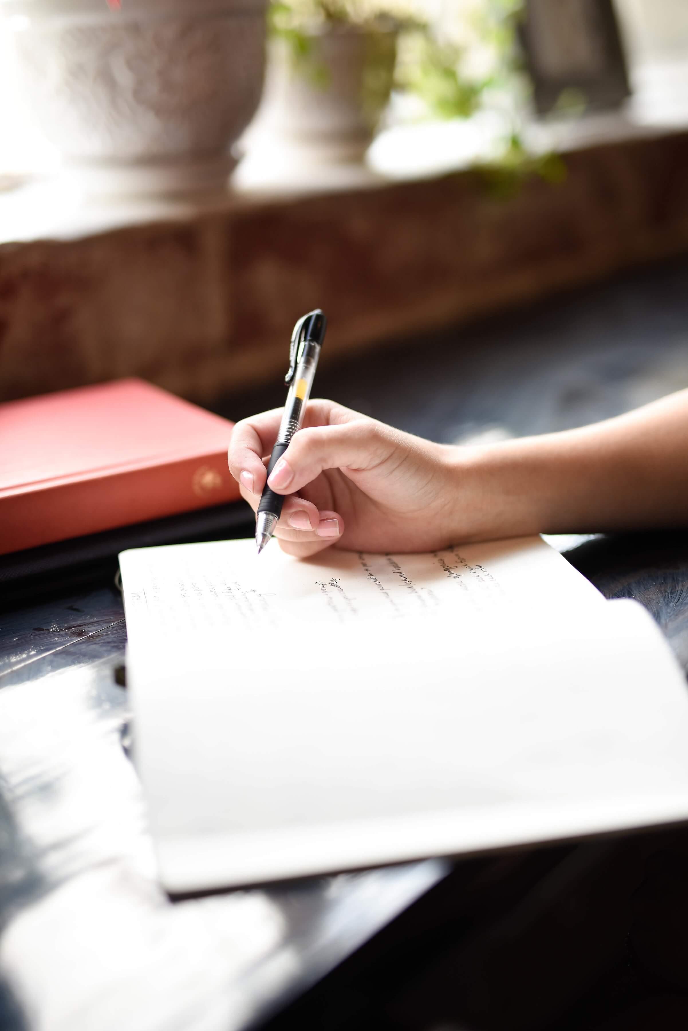 writing-notebook-pen