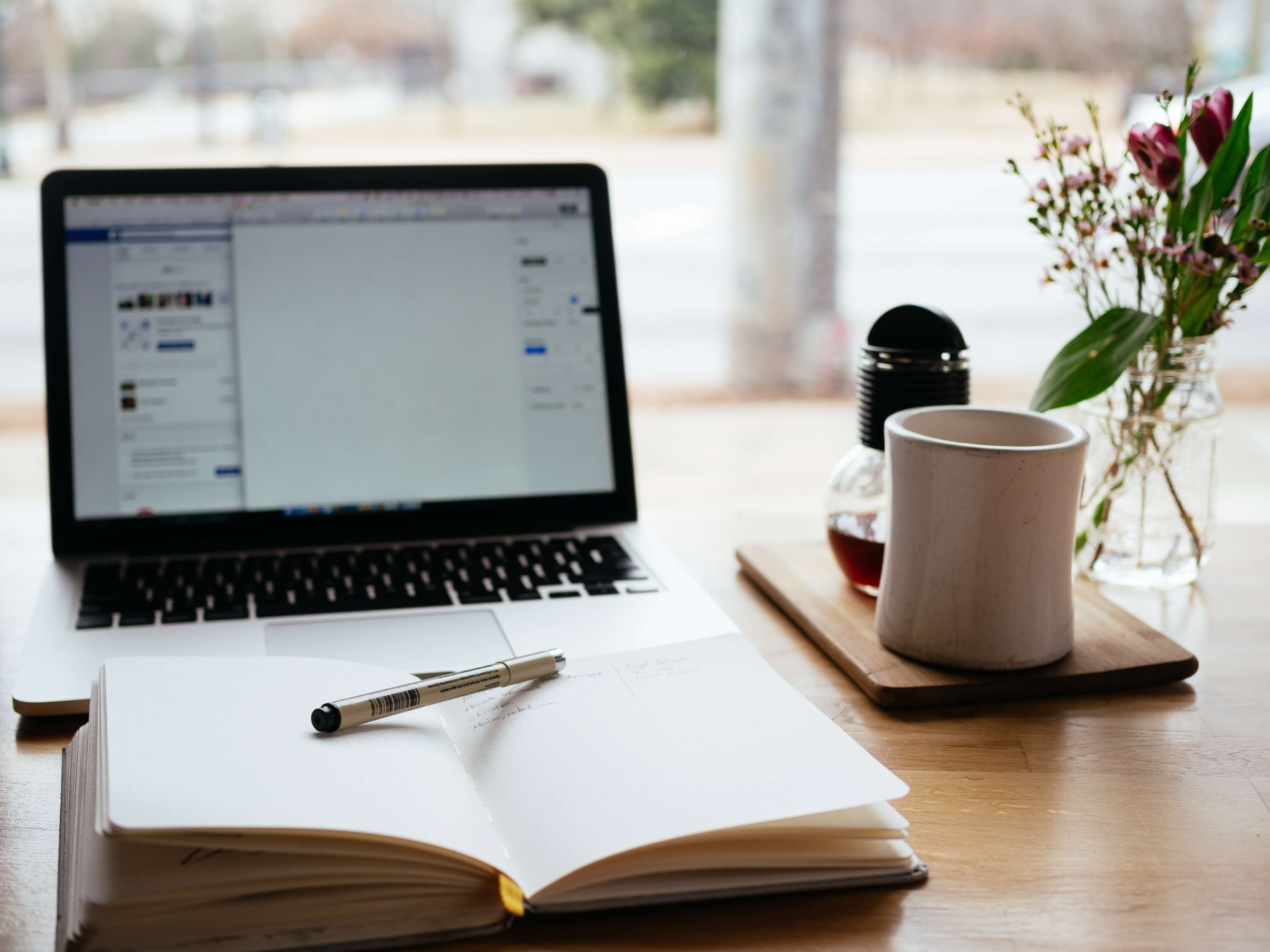 notebook-window-coffee