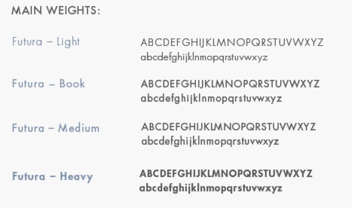 tindall-coroporation-branding-fonts