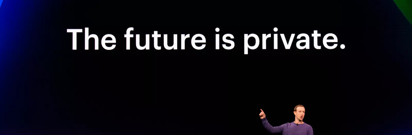 Is the Facebook Future Private
